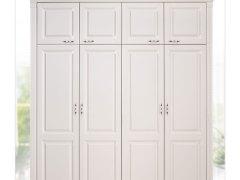 欧睿宇邦整体橱柜 E0级环保衣柜温暖家的衣柜