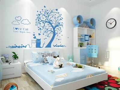 纯天然硅藻泥/儿童背景墙