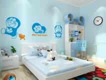 纯天然硅藻泥/儿童房背景墙图片