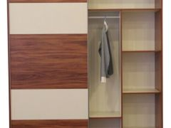 菲思特红橡系列-推拉门衣柜