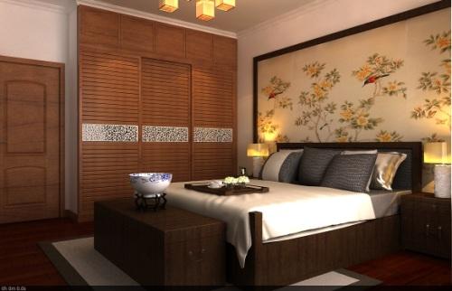 现代中式 喜欢 0 餐厅形象墙,造型吊顶  现代中式 喜欢 0 客厅影视墙