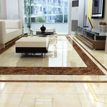 马可波罗瓷砖釉面砖 室内地砖 深啡网踢脚线 100x800x8条