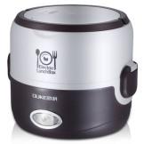 欧科电热饭盒电饭盒 不锈钢 加热保温 插电蒸煮