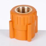 伟星 PPR水管配件 D20*1/2 D25*3/4阴螺纹内丝直接头