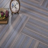 安心木地板 拼花地板 人字拼 岁月无声 强化复合地板