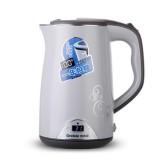 格来德灰色水壶 WWK-D1808K 保温数显电水壶
