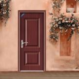 爱迩美室内门钢木门 简约古典卧室门客厅门