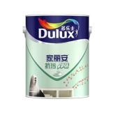 多乐士内墙乳胶漆涂料 家丽安抗污净味系列 5L