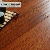 联谊三层复合地板 橡木实木地板 仿古地暖地板