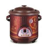 三源 天然紫砂电炖煮粥锅 紫砂电饭锅1.5L
