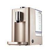 北鼎饮水机 迷你台式即热速热开水机 家用饮水器S502