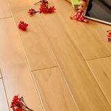 大自然实木地板 木地板18mm 巴福芸香 上等檀木