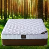 美神天然乳胶床垫 精钢弹簧床垫 进口天然乳胶 1.5/1.8席梦思定制