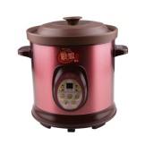三源紫砂锅 4L汤锅 煲汤电炖煮粥锅