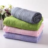 天源家纺 加厚竹纤维毛巾 洗头擦脸毛巾 超强吸水毛巾