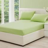 澳西奴家纺 床罩床垫套 纯棉素色席梦思床单床笠
