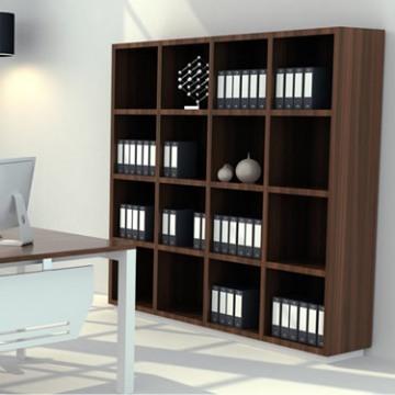 长江 木质板式文件柜 定制办公家具 资料柜图片