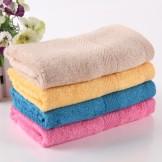 天源家纺竹纤维毛巾 儿童吸水擦洗脸毛巾 美容面巾