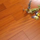 安信多层实木复合地板 孪叶苏木 地热地暖适用