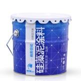 蓝天豚硅藻泥 代替乳胶漆 室内装修 墙面环保涂料
