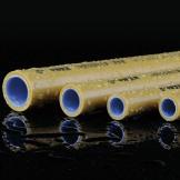 中财PPR 第五代欧洲高端家装康居管 高温管抗冻管暖气管