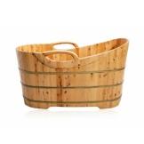 雅仕嘉香柏木沐浴桶 泡澡洗澡洗浴桶 成人木质浴缸
