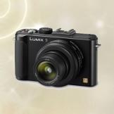 松下 DMC-LX7GK 数码相机 1010万像素