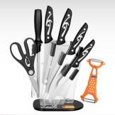 十八子作厨房套刀 锋刃七件套S1028
