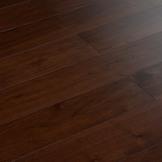 安信多层实木复合地板 黑胡桃 地热地暖适用