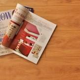 大自然地板 强化复合木地板 威克灰橡12.2mm 耐磨