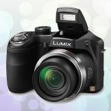 松下DMC-LZ20GK数码相机 1610万像素 3.0寸液晶屏 25mm广角