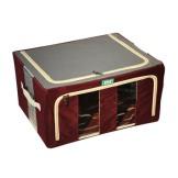 空间大师整理箱 双色布艺收纳箱 衣物盒