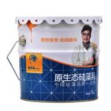 蓝天豚硅藻泥涂料 原生态 除甲醛 环保内墙装修墙漆