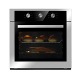 欧恒烤箱 嵌入式电烤箱 家用多功能 56L容量烤炉