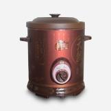 三源 SY2226A 8L机械型快速紫砂锅 紫砂煲 汤锅电炖锅