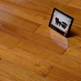 安信地板 任嘎漆木 纯正全实木地板