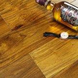 安信实木地板 非洲花梨 美式古典风格 植物油