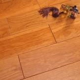 安信斯文漆木 全实木锁扣地板 地热地暖适用