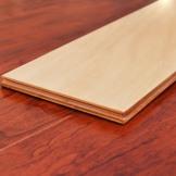 大自然樱桃木地板 实木复合地板 厚度15MM