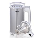 欧科 DJ12B-Q6C家用豆浆机 多功能搅拌不锈钢加热内胆豆浆机