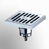返必克不锈钢芯 大流量防堵塞 防反水 防蚊虫淋浴地漏