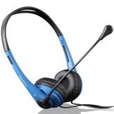 松下游戏耳机 RP-HM111E 头戴式电脑耳机 带麦克风