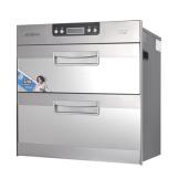 康星嵌入式消毒柜 双门家用不锈钢消毒碗柜 ZTP100-YM