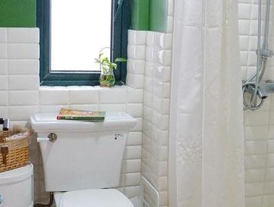 现代简约-95.99平米三居室装修样板间