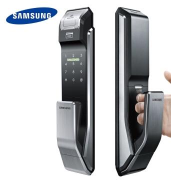 三星samsung指纹锁电子锁智能门锁密码锁防盗门锁