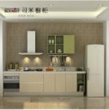 司米整体橱柜 橱柜定做 现代简约石英石厨柜霞慕尼 定制厨房橱图片