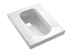 罗芬卫浴 直冲式冲水蹲便器 6526