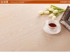 强化复合木地板 高密度纤维板 家用耐磨 初夏之吻