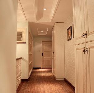 田园风格-136平米三居室装修样板间