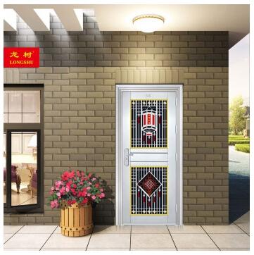 龙树(Longshu) 门 不锈钢门 入户门 防盗门 大门